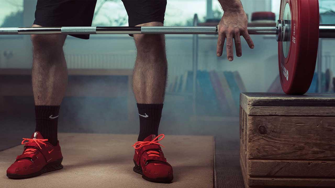 1014b5767e546d Warum Du fürs Kniebeugen Gewichtheberschuhe verwenden solltest