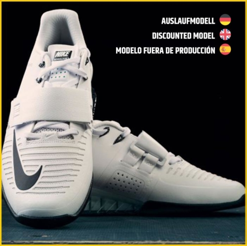 80f4b1ffe6961 Weightlifting Shoes NIKE Romaleos - Shop now