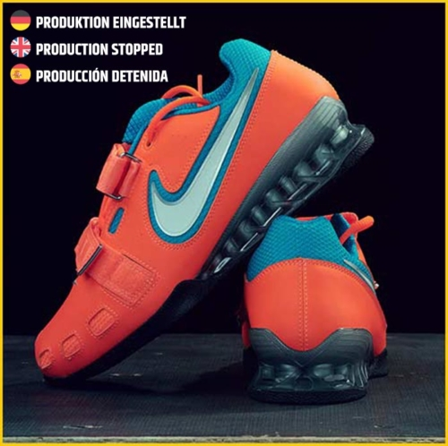 10bc5343fc8f NIKE Romaleos 2 - Shop now in the German Weightlifting Shop