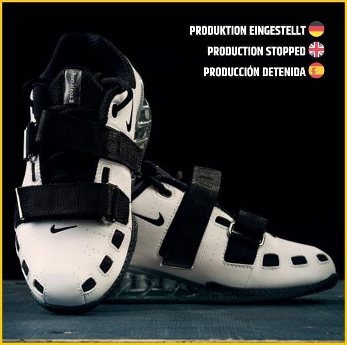NIKE ROMALEOS 2Weightlifting Shoe