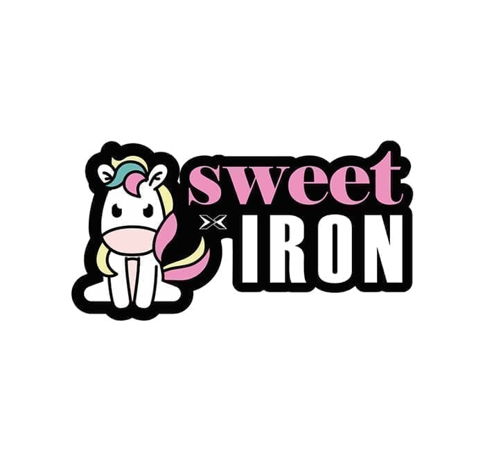 "PICSIL""Sweet Iron"" Patch"