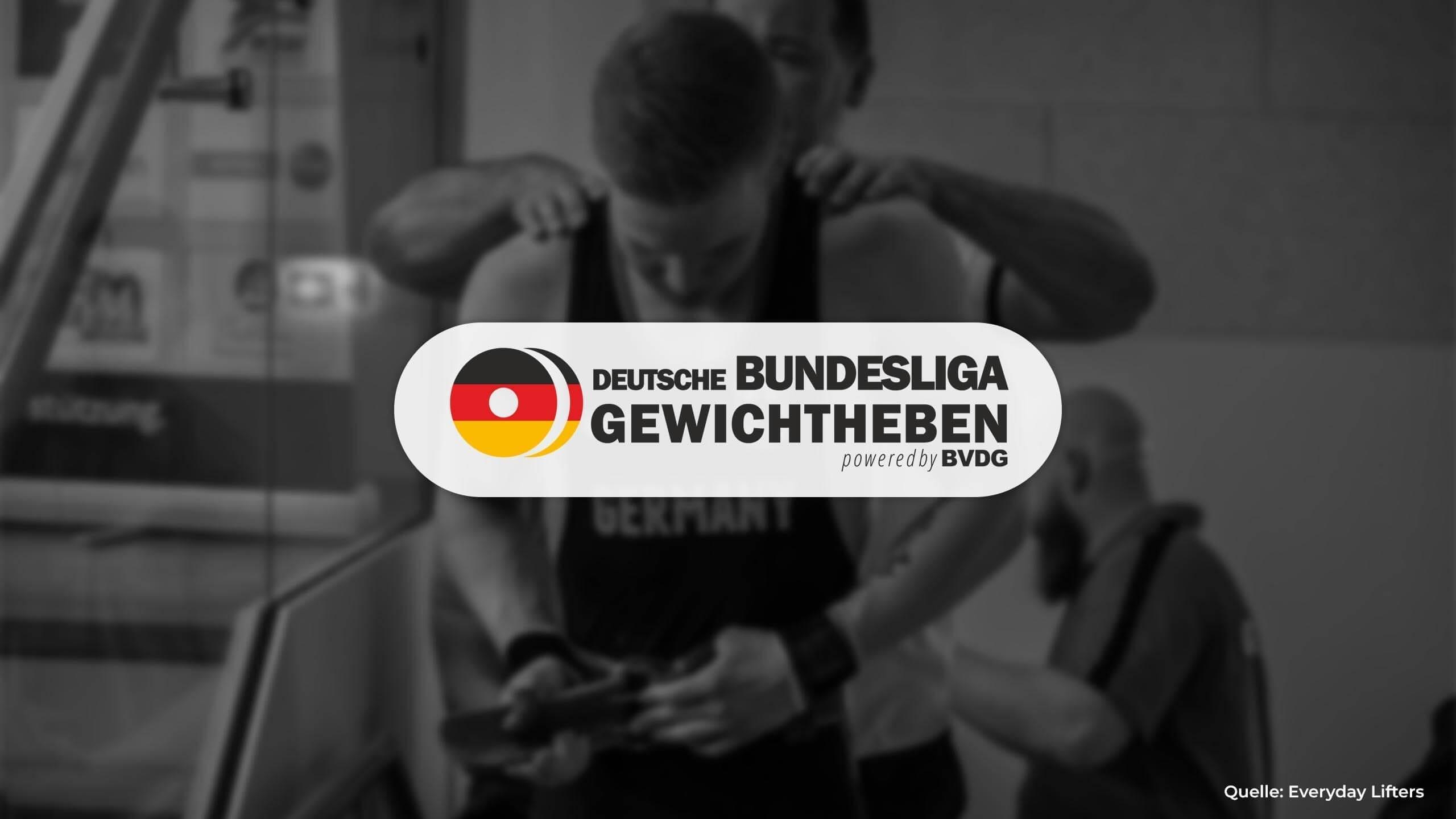 Bundesliga Gewichtheben 2020