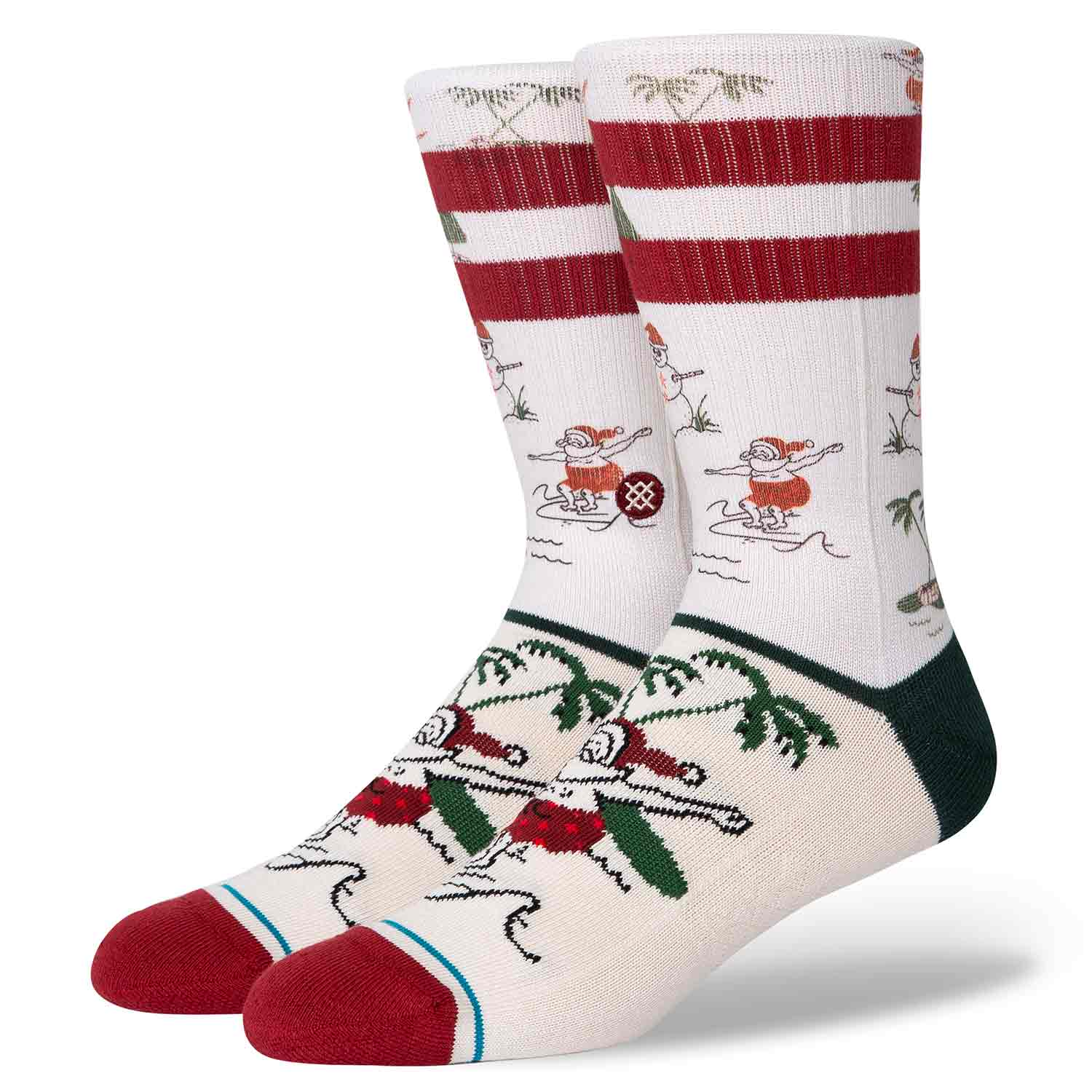 "STANCE""SANTAS DAY OFF"" Herren Socken"