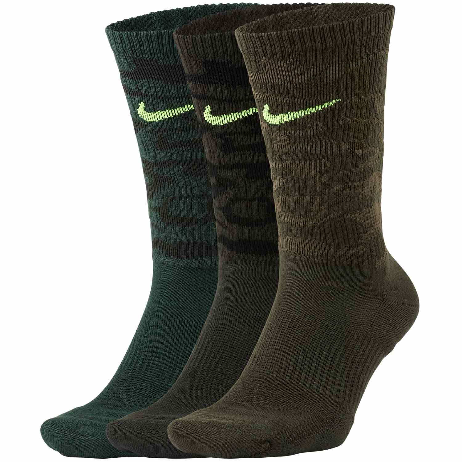 NIKE EVERYDAY CUSHIONEDCrew Trainingsocken (3 Paar)