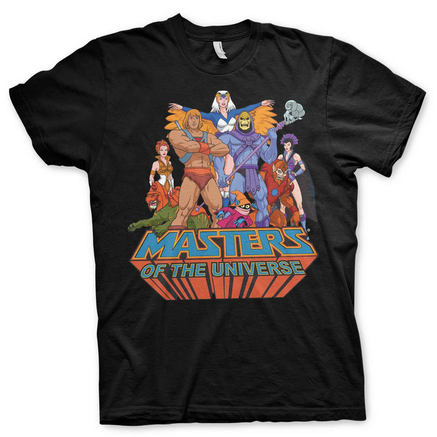 MASKED MASTERS OF THE UNIVERSEHerren-Shirt