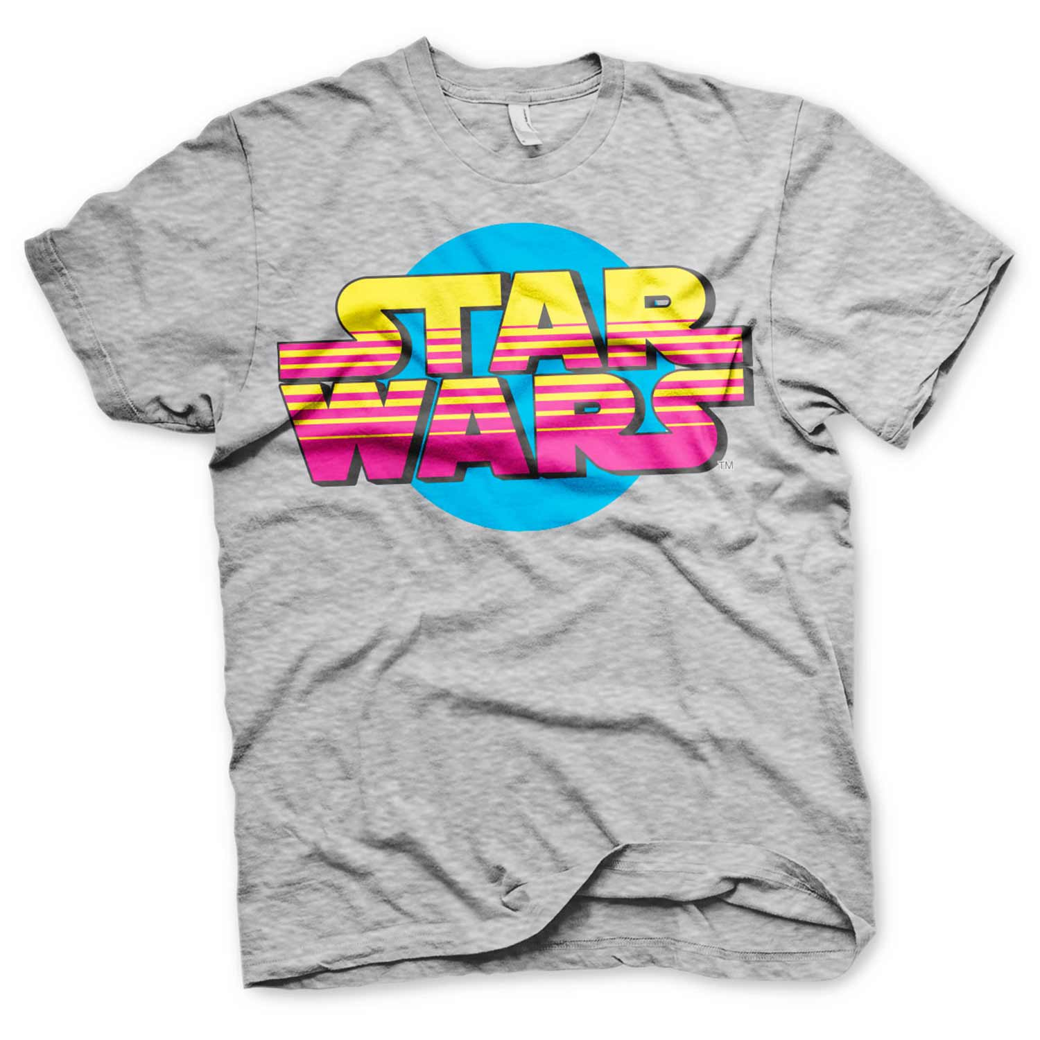 MASKED STAR WARS LOGOHerren-Shirt