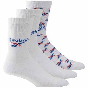 REEBOKCrew Socken (3 Paar)