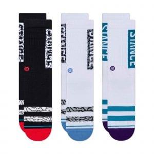 STANCEOG Socken (3 Paar)