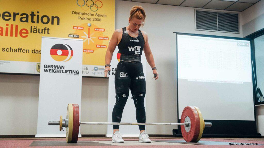 Katharina Isele gewinnt Women's Power Competition des BVDG