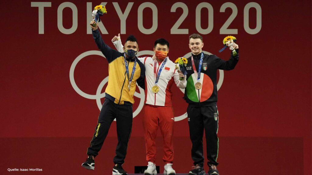 Olympische Spiele 2021 Gewichtheben Gewichtsklasse bis 67 kg